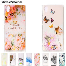 Buy Sony Xperia XA1 Case 5.0 inch Soft TPU Phone Case Sony Xperia XA1 Dual G3112 G3116 G3121 G3123 Case Cover Silicone Bag for $2.29 in AliExpress store