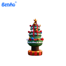 X152 Inflatable Christmas Tree Yard Decoration,Christmas decoration inflatable tree for advertising(China)