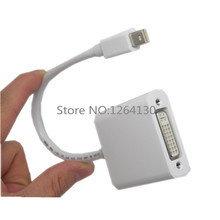 New Mini Displayport DP To DVI adapter Passive Video Cable Cord For MacBook Pro Air IMac 1080p Free Shipping