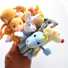 (12 pieces/Lot) Plush Ball Point Pen Animal Shape ofertas para hoje Pen Material De Papeleria Gift For Kids Materiais Escolare(China)