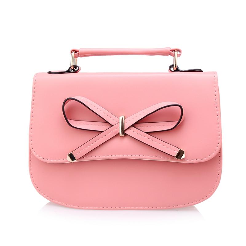 summer candy color female bags bow shoulder bag messenger bag small bag<br><br>Aliexpress