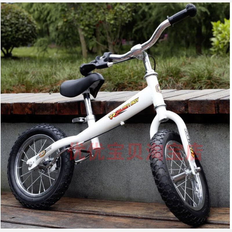 Fashion Children Bicycle No Pedal Balance 12 inch Bicycle With Inflatable Wheel,Confirm To EN71/ACTS, 2 color for available<br><br>Aliexpress
