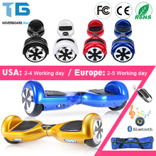 "Hoverboard 6.5""Electric Skateboard Smart Self Balance Scooter 2 Wheel Hoover Boosted Hover Board Walk Car Unicycle USA Warehouse(China)"