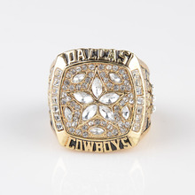 1995 Super Bowl Replica Dallas Cowboys Championship Ring 18k gold plated  bottom price champion rings