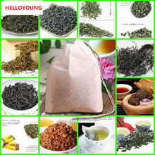 24 bags Different Flavor tea Chinese TOP Brand Tea, Black/Green/Jasmine Tea,PuEr, Milk Oolong,Tieguanyin,Dahongpao