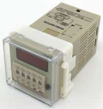 DH48J-8 8 pin AC 220V contact signal input digital counter relay DH48J series 220VAC counting relay