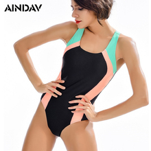 Buy New Arrival Sport Swimwear One Piece Swimsuit Women Monokini Beach Backless Bodysuits Swim Brazilian Biquinis Bathing Suits XXL for $8.99 in AliExpress store