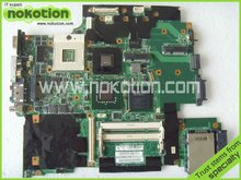 "NOKOTION FRU: 43Y9047 11S42X6803 FOR Lenovo IBM thinkpad R61 T61 15.4"" LAPTOP Motherboard 965PM G86-740-A2 128M 42W7652 DDR2(China)"