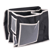 Creative Storage Bag Home Table Sofa Side Storage Bags Magazine Sundries Container Organizer Case High Quality 32cmx14cmx25cm(China)