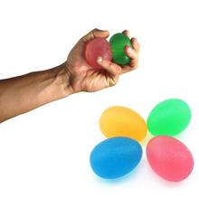 1PC Unisex Strong Grip Egg Hand Exerciser ForceBall PowerBall Gyroscope Wrist Strengthener Ball Hand Grips(China)