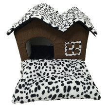 Pet Dog Cat Bed Puppy Cushion House Soft Warm Kennel Dog House Mat Blanket fe27 Levert Dropship