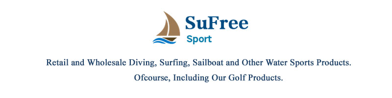Retail and Wholesale Diving Surfing Sailboat Water Sports Products Golf Products