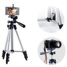 Universal tripod Portable Digital Camera Camcorder Tripod Stand Lightweight Aluminum For Canon Nikon Sony(China)