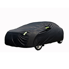 Oxford Cloth Car Cover Full Size Dust Moist Resistant Sun UV Protective for Toyota Camry Sedan(China)