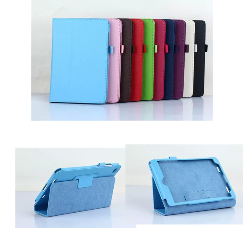 Classic Lichee Style PU Leather Book Case For Xiaomi Mipad 2 Flip Folio For xiaomi mipad2 / Mi Pad 2 7.9 inch Tablet PC<br><br>Aliexpress
