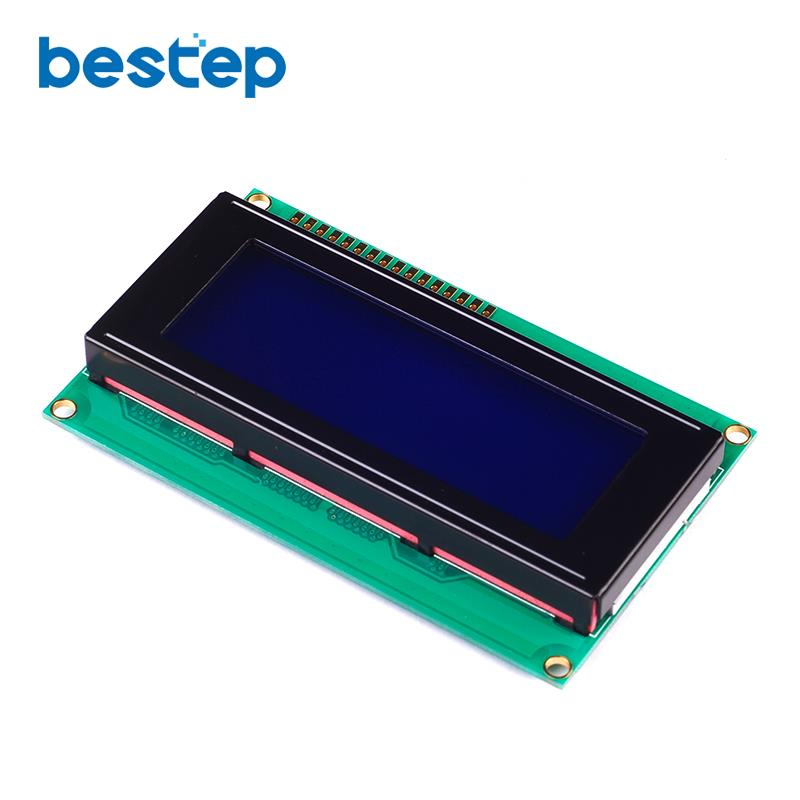 LCD Board 2004 20*4 20X4 5V Blue Screen LCD2004 display module Arduino  -  HY Electronic trade co., LTD store