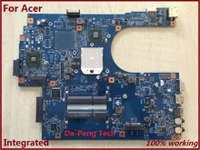 60 Days Warranty MBPT901001 Laptop Motherboard For ACER ASPIRE 7551 7551G JE70-DN MB 09929-1 48.4HP01.011 NV73A 100% TESTED