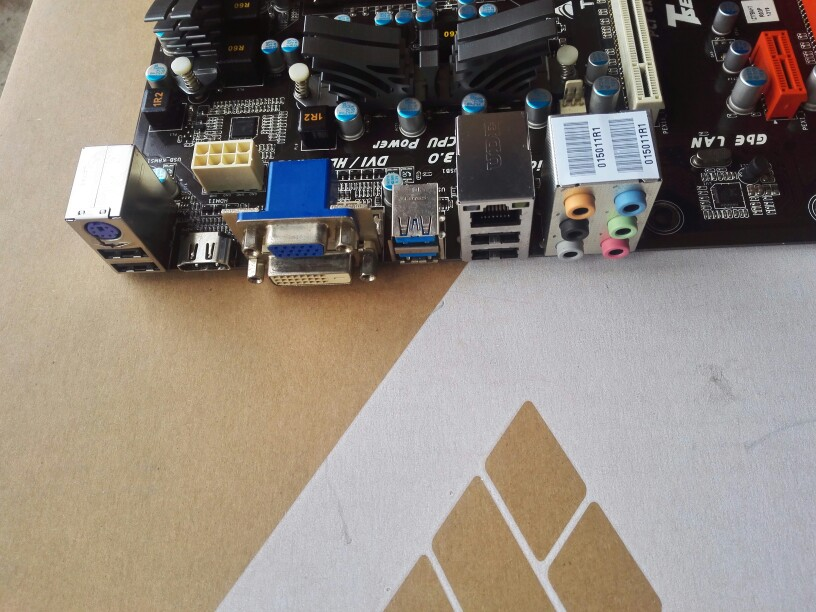 Интернет магазин товары для всей семьи HTB1OFcdJ7KWBuNjy1zjq6AOypXas Используется, BIOSTAR TZ77A Оригинал Материнская плата Intel Z77 LGA 1155 DDR3 32 г SATA3 USB3.0 ATX