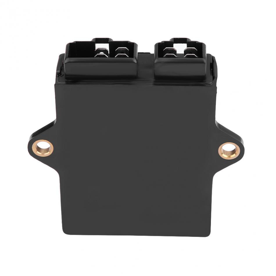 Keenso Black CDI Ignition Control Unit for Yamaha Virago XV125 XV250 V-Star 250cc 4RF-82305-00 CDI Box for Yamaha Virago
