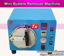 For iPhone Samsung LCD OLED Screen Glass Refurbishment Mini Autoclave Air Bubble Removing Machine Universal for All Smartphone