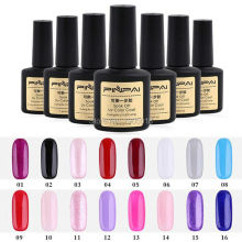 High quality 3 bottle health Environmental protection Strippable One step glue free Bottom glue free Sealing layer Nail polish(China)