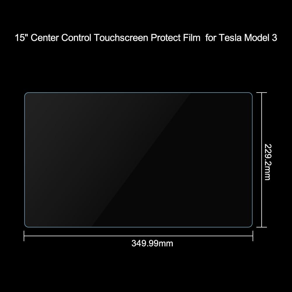 Protector de pantalla para Tesla Model 3