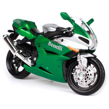 MAISTO 1:18 BENELLI TORNADO 1130 MOTORCYCLE BIKE DIECAST MODEL TOY NEW IN BOX FREE SHIPPING 06189