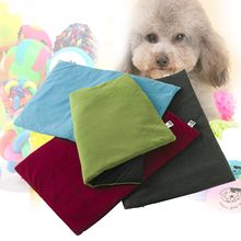 50X36cm Self Warming Pet Bed Cushion Dog Cat Cage Kennel Crate Soft Non-slip Mat(China)