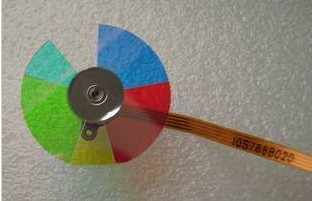 Projector Color Wheel For LENOVO T076 T075 T15 T077<br>