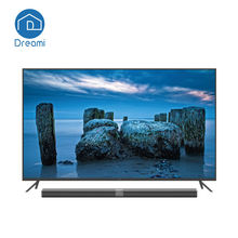 "Dreami 55""Original xiaomi Smart Mi TV 3 Real 4K 3840*2160 Ultra HD Quad Core Ultra thin Split Type Subwoofer"