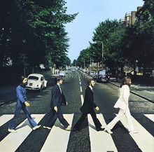 The beatles abbey road  poster Imagich vintage style decorative art reading room living room decoration