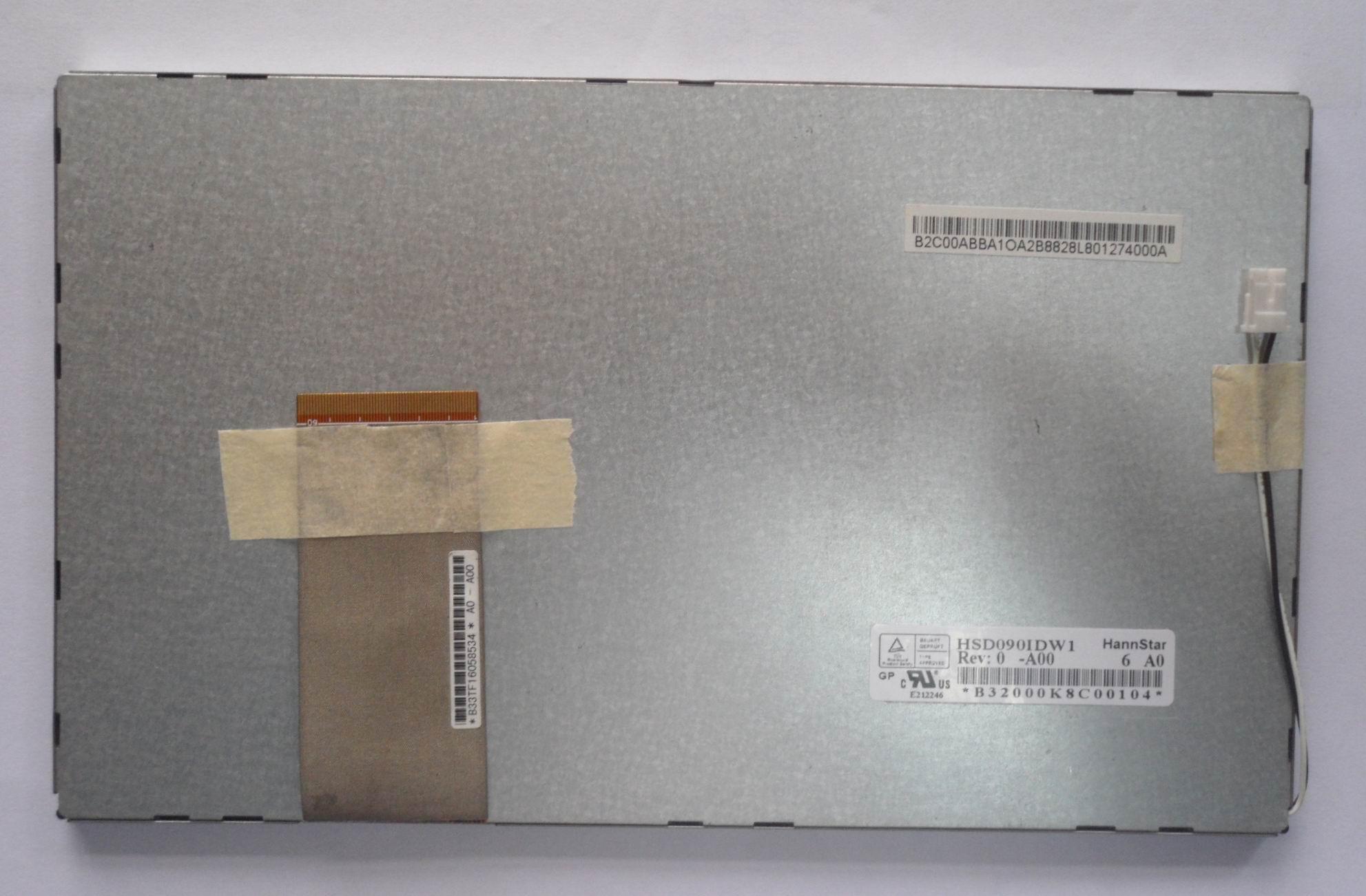 Hsd090idw1 9inch lcd screen hsd090idw1 display<br>
