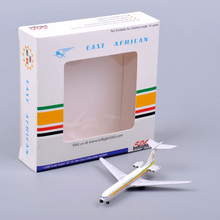 Inflight 500 1/500 Scale Alloy Diecast Airplanes Model Toys East African Airways Super VC-10 Aircraft Model   Collections