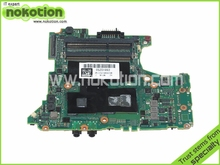 laptop motherboard for FUJITSU FJ-X7 UL31U1869ZCB DFUP1869ZE Mother Boards i5-520M QM57 GMA HD DDR3 Mainboard Full Tested