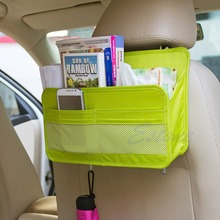 NoEnName_Null Hot Car Seat Tidy Organiser Storage Bag Auto Travel Multi-Pocket Bag Holder Pouch hot