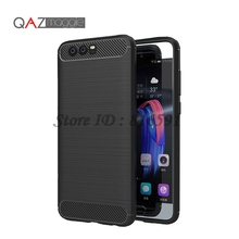 Huawei Honor 9 Case Silicone Soft TPU Brushed Carbon Fiber Texture Case for Huawei Honor 9 5.15 inch