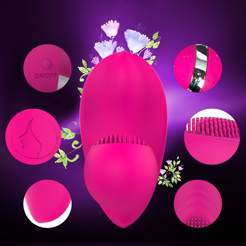 Butterfly Vibrator Magic Wand G-spot Vibrators Wireless Remote Control Charging Warmed Vibrating Body Massager Sex Toys O3 4