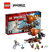 LEGO Ninjago Raid Zeppelin Architecture Building Blocks Model Kit Plate Educational Toys Children LEGC70603 - Tanlook Store store