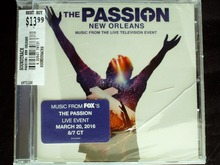 The Passion - New Orleans Soundtrack USA CD SEALED