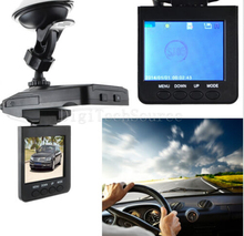 2.5inch 6 LED Full HD1080P Car DVR Camera Video Recorder Dash Cam 720 degree high quality(China)