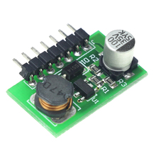 3W DC IN 7-30V OUT 700mA LED Lamp Driver Support PMW Dimmer DC-DC 7.0-30V to 1.2-28V Step Down Buck Converter Module(China)