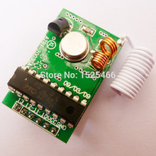 DC 3-12V 433M 4Ch PT2262 ASK OOK RF Wireless Encoder Transmitter Module for Arduino UNO MEGA2560 DUE MCU ARM