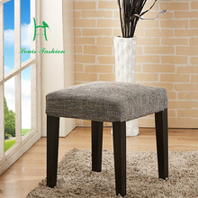 Modern minimalist wood stool stool shoes Stool Bench rural household table stool bag mail