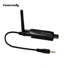 Tancredy Home Wireless Bluetooth Audio Transmitter Transmissor Bluetooth TV Audio Transmitter Adapter External Antenna Plug&Play