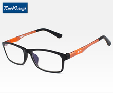 RuoWangs New type optical Eyeglasses frames men eye glasses spectacles frame oculos de grau women prescription glasses frame
