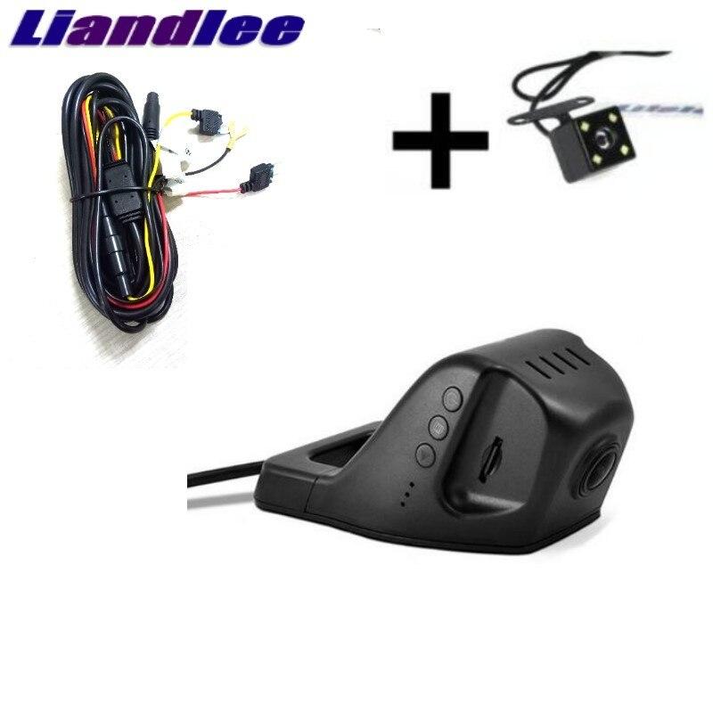 Liandlee For Lexus GX J120 J150 2002~2018 Car Black Box WiFi DVR Dash Camera Driving Video Recorder 04