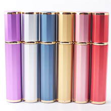 8ml  Design Perfume Bottle Mini Portable Travel Refillable Perfume Atomizer Bottle For Spray Empty bottle