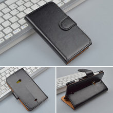Crazy Horse Wallet Leather Case For Nokia Lumia 625 Flip Cover for Nokia 625 Case with Stand and Card Holder 4 Colors