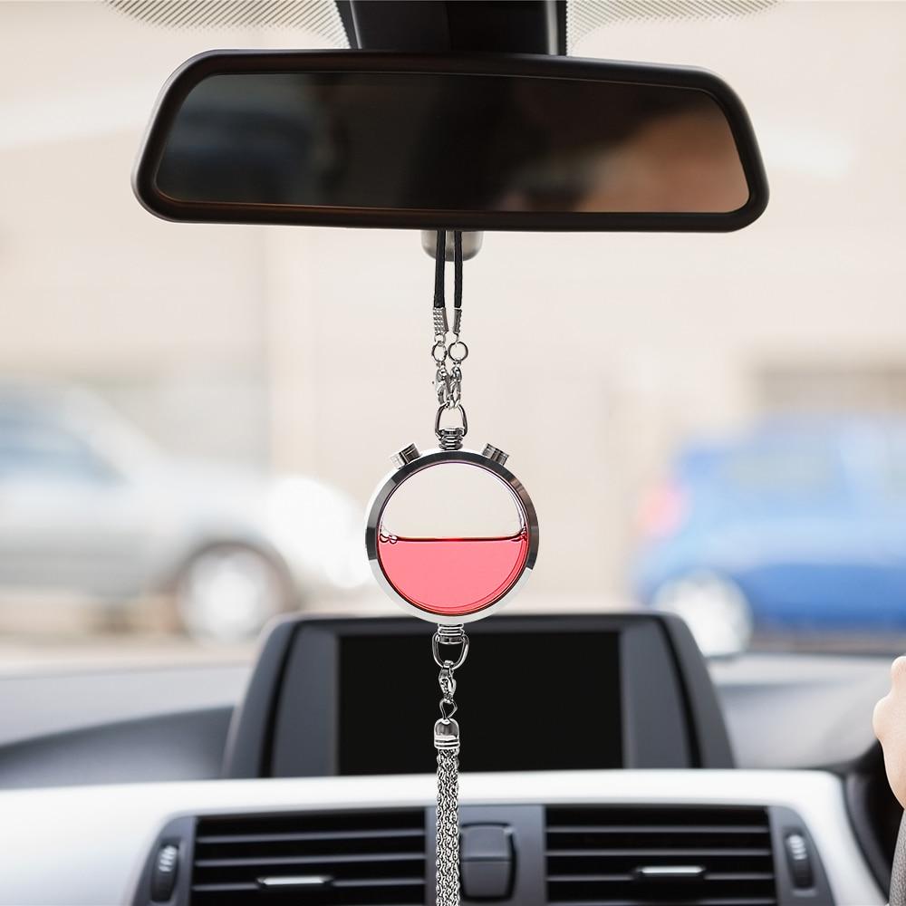 Auto Rearview Mirror Car Air Freshener
