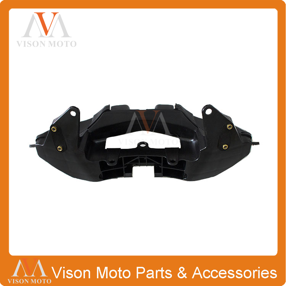Motorcycle Front Light Headlight Upper Bracket Pairing For HONDA CBR600RR CBR600 RR CBR 600RR 2007 2008 2009 2010 2011 2012<br>